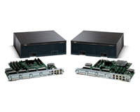 Cisco Integrated Services Router ISR 3900 Series, ISR 2900 Series, ISR 1900 Series, ISR 800 Series