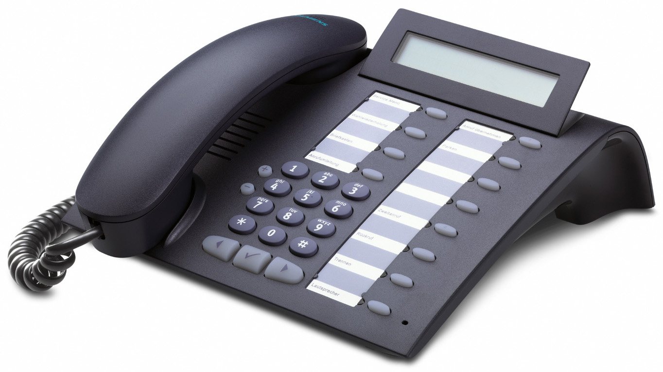 Empresa siemens telefone